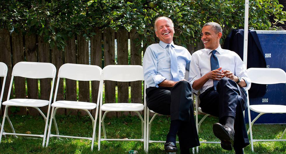 Joe Biden fue vicepresidente de Barak Obama por ocho años. Ahora, el expresidente de Estados Unidos respalda la candidatura a la Casa Blanca de su antiguo número 2. (Foto: Casa Blanca / Pete Souza)