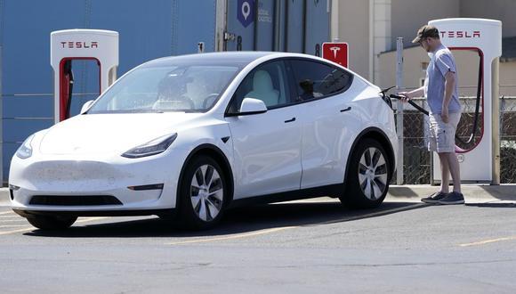 Crece la venta de vehículos eléctricos. (Foto: AP)