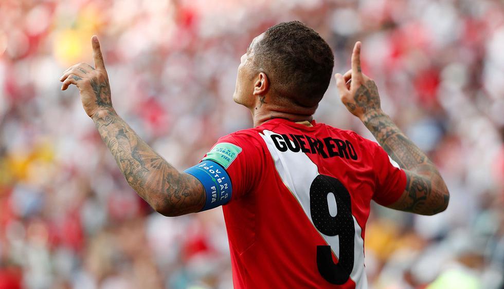 Paolo Guerrero conserva la camiseta número 9 en la Selección Peruana. (Foto: Reuters)
