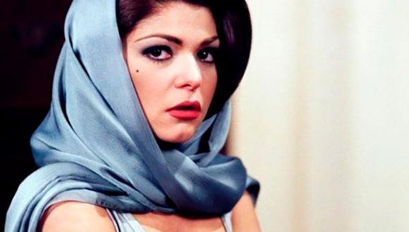 Soraya Montenegro es una de las villanas más recordada de las telenovelas mexicanas (Foto: Televisa)