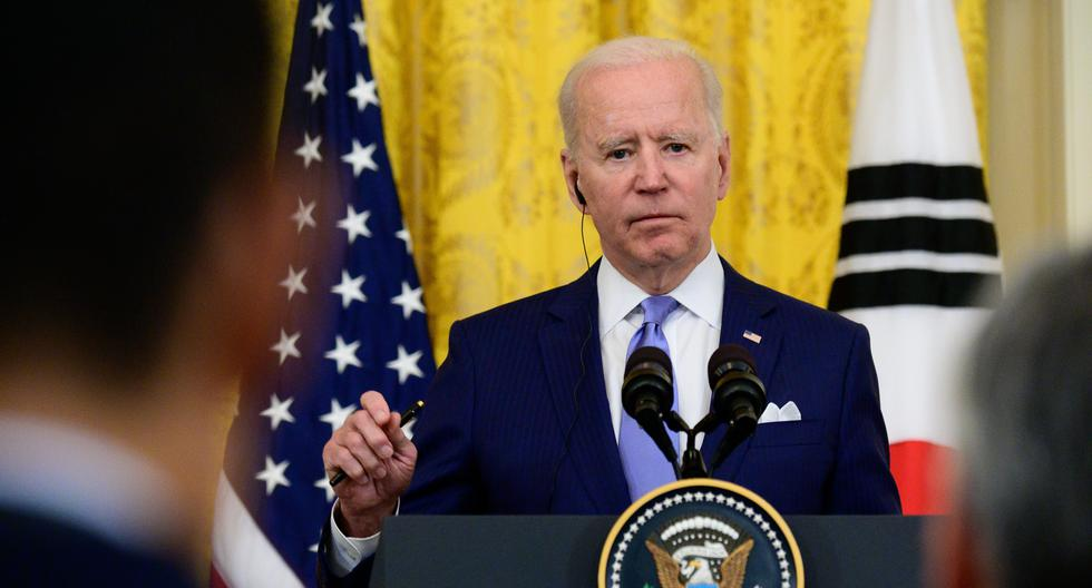 Biden will host George Floyd's relatives on the anniversary of his death