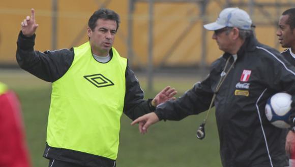 Bengoechea ya era bien visto como técnico por seleccionados
