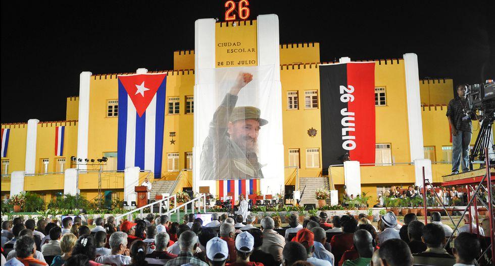 Raúl Castro celebra el 62° aniversario de la revolución cubana - 2