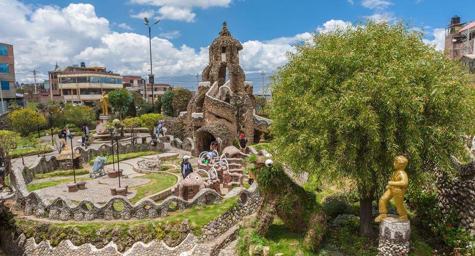 Huancayo. Es otro destino muy popular al que se puede llegar a través de la Carretera Central.(Foto: Shutterstock)