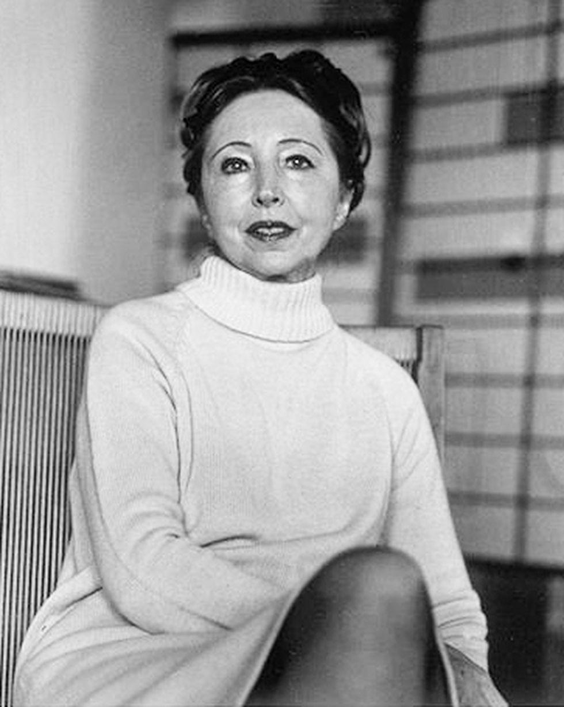 Anaïs Nin (Neuilly-sur-Seine, Francia, 1903 - Los Ángeles, EE.UU., 1977)