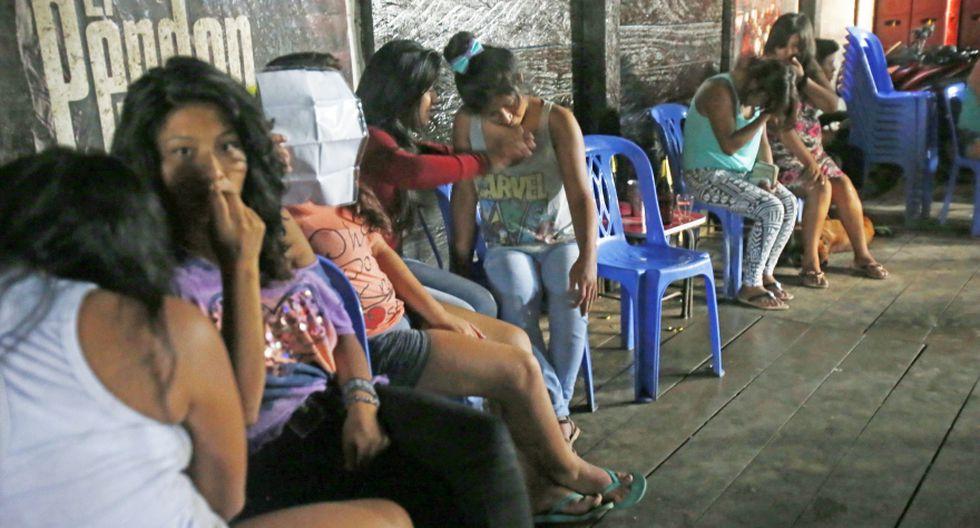 Lima, Loreto y Madre de Dios son las regiones con más casos registrados de trata de personas. (Foto: Dante Piaggio / El Comercio)