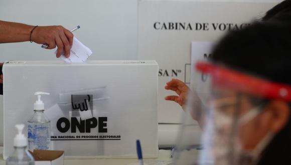 Este 6 de junio se lleva a cabo la segunda vuelta de las elecciones presidenciales en el Perú (Foto: Andina)