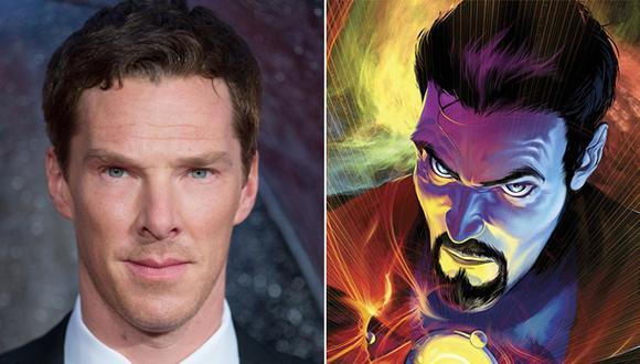 Benedict Cumberbatch sería Doctor Strange en nueva película