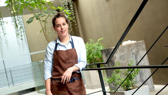 Pía León recibió el galardón como 'The Best Chef Rising Star'.  (Foto: GEC)