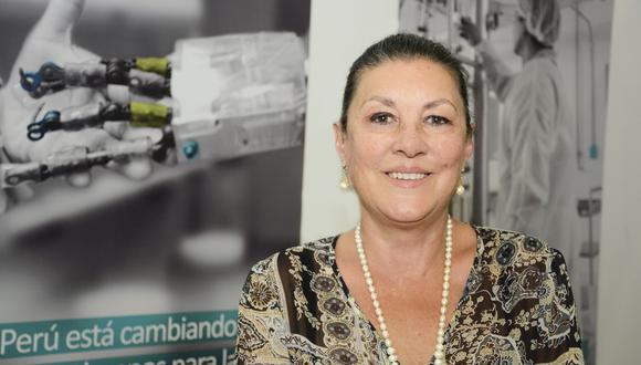 La presidenta del Concytec, la doctor Fabiola León-Velarde, anunció una serie de medidas que su institución tomará a lo largo de este año para incentivar y promover la presencia de las mujeres en la ciencia peruana.