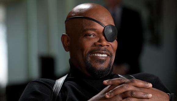 "Samuel L. Jackson apareció por primera vez como Nick Fury en ""Iron Man"" (2008). (Foto: Marvel)"
