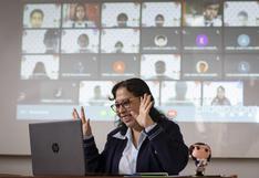 Aleyda Leyva: cómo es pasar una clase con la mejor maestra del Perú