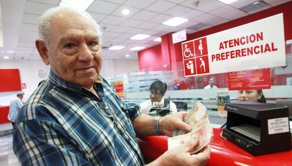 El bono extraordinario para los pensionistas de la ONP comenzará a pagarse este mismo mes de enero (Foto: Andina)