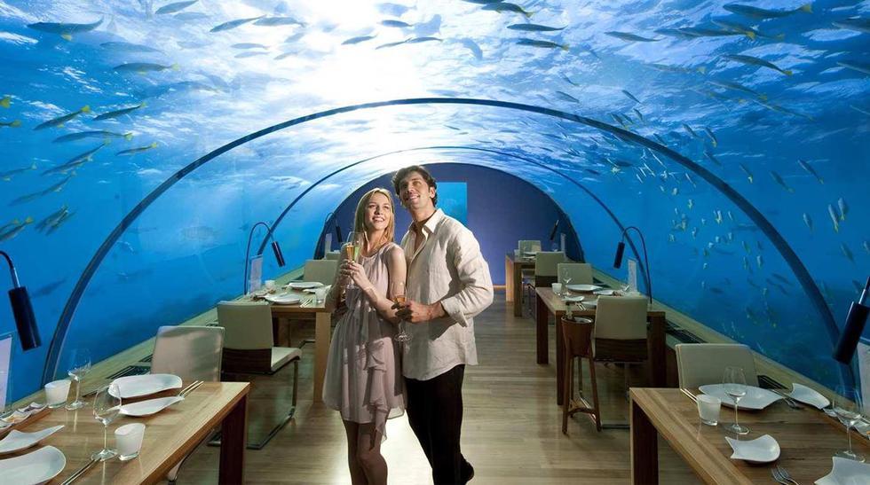 Maldivas tiene la primera discoteca bajo el agua del mundo - 4
