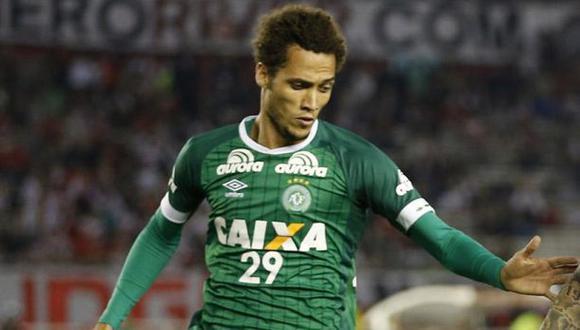 Chapecoense: jugador sobreviviente podría volver al fútbol