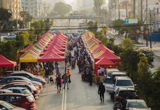 Productores celebran seis años de Agroferias Campesinas
