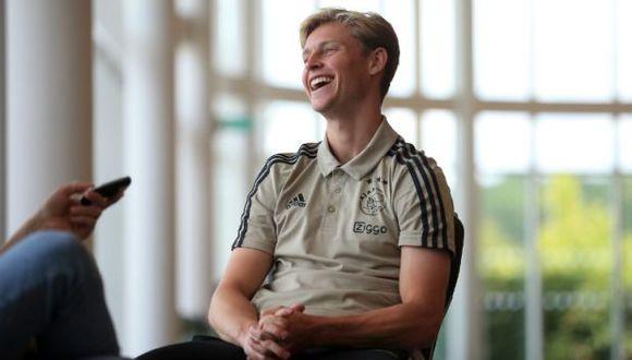 Barcelona comunicó a finales de enero la contratación del futbolista de 21 años. (Foto: AFP)