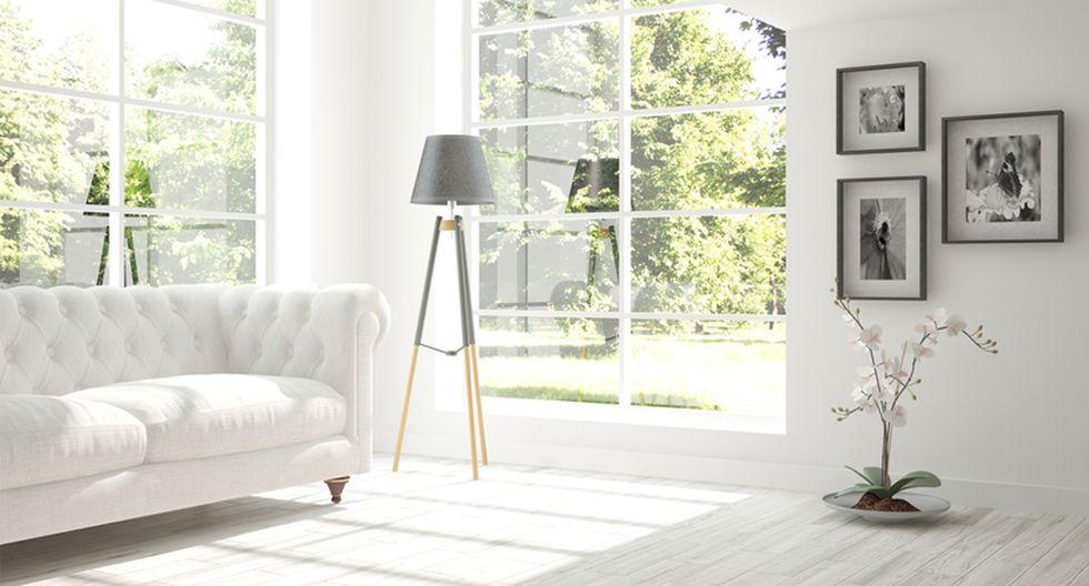 Potencia toda la luz que tengas, natural o artificial. La luz te dará alegría. (Foto: Shutterstock)