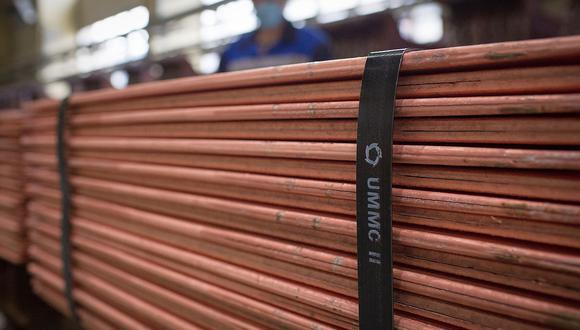 China anunció la venta de 30,000 toneladas de cobre, un nivel inferior a las expectativas de los mercados. (Foto: AFP)