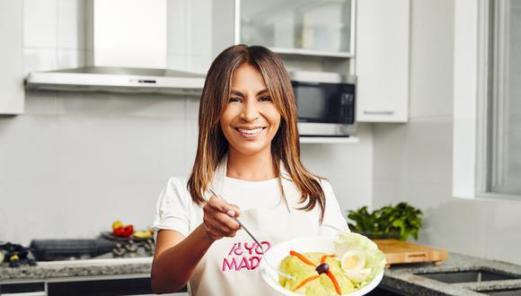 La influencer de cocina Rocío Oyanguren, del conocido Canal de Youtube 'Las Recetas  de Yo Madre', comparte sus mejores recetas para compartir en casa estas Fiestas Patrias. (Foto: Difusión)
