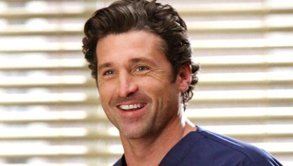 """Patrick Dempsey interpretó al Dr. Derek Shepherd en """"Grey's Anatomy"""" (Foto: ABC)"""