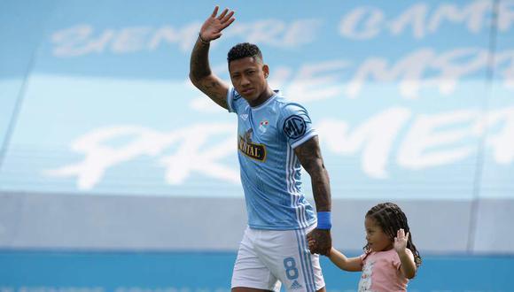 Ray Sandoval fue incluido en la lista de Sporting Cristal para viajar a Guayaquil. (Foto: GEC / Video: ESPN)