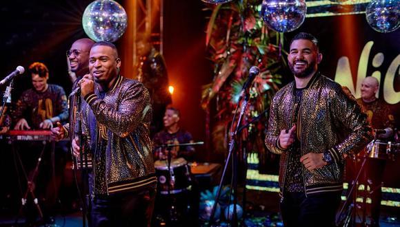 Grupo Niche celebró que ganó su primer galardón por mejor álbum de salsa. (Foto: @gruponicheoficial)