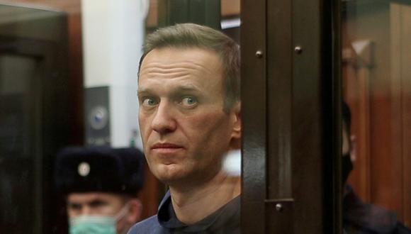 El líder de la oposición rusa, Alexei Navalny. (Foto: Reuters)