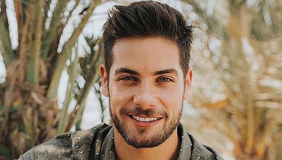 Andrés Wiese fue denunciado por acoso sexual y el actor se pronuncia en Facebook. (Instagram)