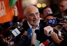 Elecciones en Bolivia: Carlos Mesa desconoce resultados del conteo rápido