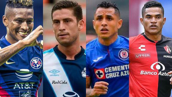 ¡Duelo de peruanos! Fechas y horarios para ver los partidos de los cuartos de final de la Liga MX