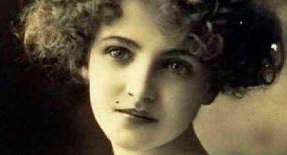 Así lucía Blanche Monnier antes de ser secuestrada en su propia casa por su familia.| Foto: Monnier