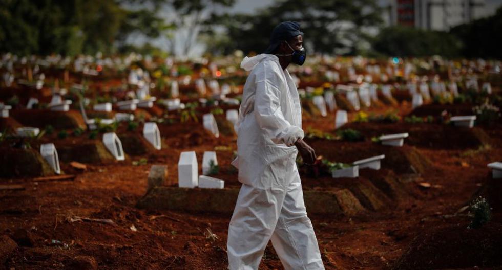 Coronavirus en Brasil | Últimas noticias | Último minuto: reporte de infectados y muertos por COVID-19 hoy, jueves 29 de julio del 2021. (Foto: EFE/Fernando Bizerra Jr/Archivo).