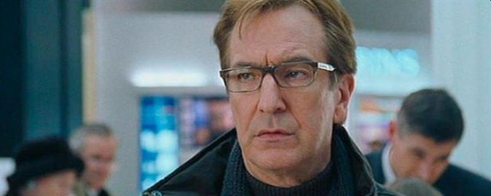 There are those who remember him for this tender Christmas movie in which Alan Rickman plays a family man who struggles with the temptation to be unfaithful with his secretary. (Photo: Screenshot)