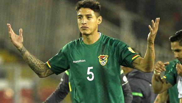 Cabrera: ¿Qué dijo el jugador que generó sanción a Bolivia?