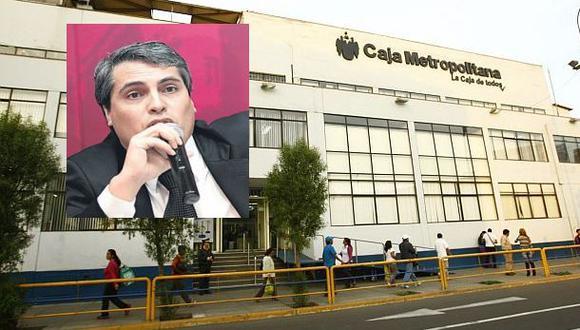 Caja Metropolitana: exigen rectificación a programa de TV