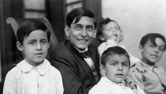 Mariátegui La Chira (1894-1930) es considerado uno de los principales intelectuales del Perú, a pesar de su corta vida. (Foto: Archivo José Carlos Mariátegui)