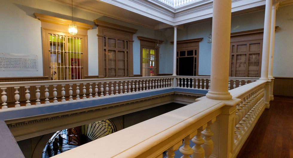 La Casa Museo O'Higgins: desde el hogar de un libertador de América hasta un centro cultural.(Foto: Beatrice Velarde / PromPerú)
