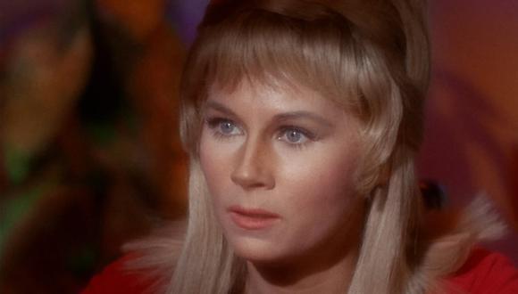 """""""Star Trek"""": murió Grace Lee Whitney, la asistente de Kirk"""