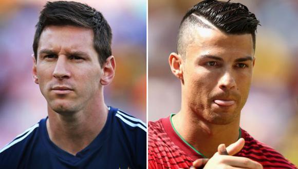 Messi y Ronaldo se enfrentarán con sus selecciones en noviembre