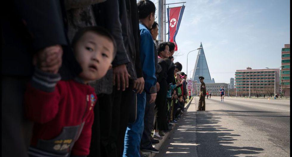La maratón de Corea del Norte, una experiencia única [FOTOS] - 10