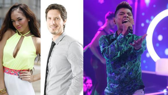 """""""Los 4 finalistas: Baile"""" será conducido por Jazmín Pinedo y Cristian Rivero. (Fotos: USI/ Facebook)"""