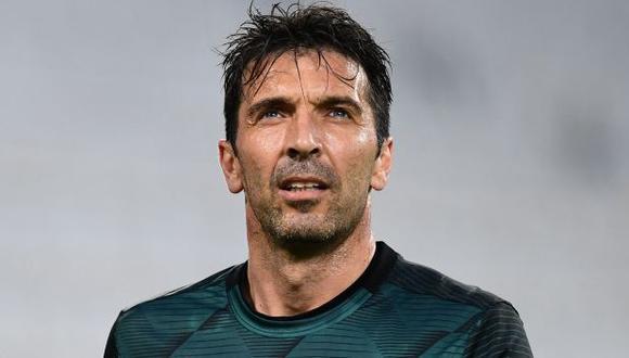 Gianluigi Buffon es el segundo jugador con más partidos (681) en la historia de Juventus. (Foto: AFP)