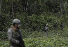 Fuerzas Armadas abaten a terrorista durante enfrentamiento en el Vraem