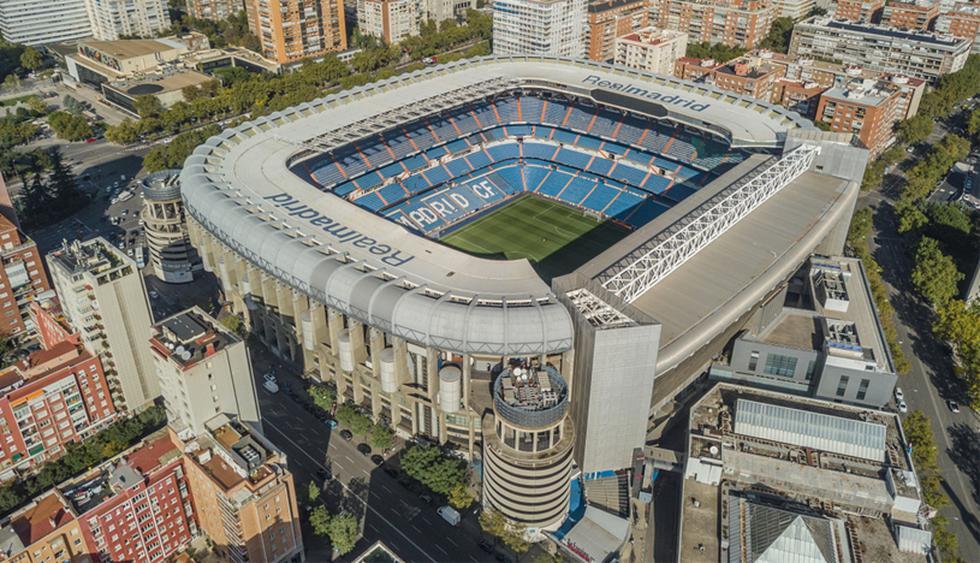 """En un principio, el estadio Santiago Bernabéu simplemente se hacía llamar """"Estadio Real Madrid Club de Fútbol""""."""