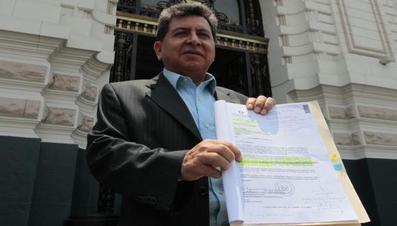 """León sobre casa en Huanchaco: """"Me allanaré a investigaciones"""""""