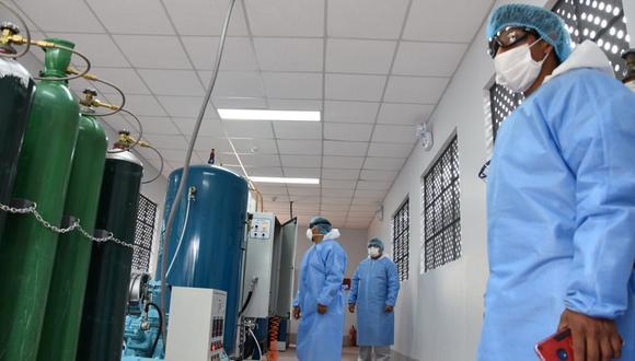 Medida tiene como finalidad asegurar la adquisición de recursos estratégicos en salud, el mantenimiento de plantas de oxígeno, entre otros. (Foto: El Comercio)