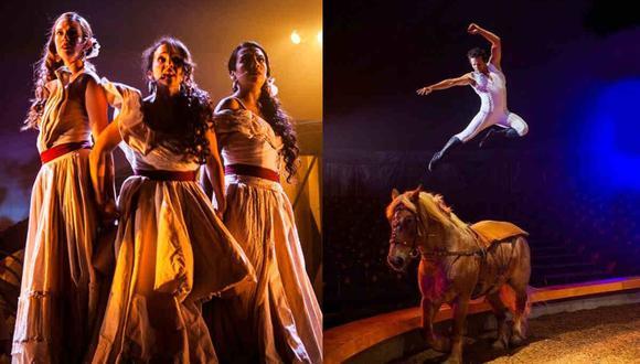 La Tarumba y Preludio, dos icónicas compañías de espectáculos y cultura que hacen malabares para contrarrestar la crisis.