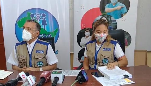 Ucayali: Diresa se defiende por escándalo de vacunas y descarta un  'vacunagate' | VIDEO | nnpp | PERU | EL COMERCIO PERÚ
