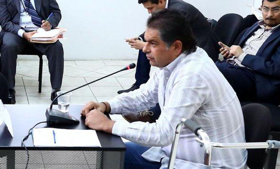 Martín Belaunde Lossio acusa a Nadine Heredia de haber influenciado a favor de OAS durante el gobierno de Ollanta Humala. (Foto: Congreso / Video: Panamericana)